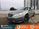 Used 2013 Chrysler 200 LX, LOCALLY DRIVEN, NO ACCIDENTS, GREAT CONDITION, FREE LIFETIME ENGINE WARRANTY! for sale in Richmond, BC