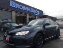 Used 2013 Subaru WRX STI for sale in Surrey, BC