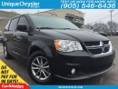 Used 2015 Dodge Grand Caravan 30th Anniversary   BLUETOOTH   LOW KMs   for sale in Burlington, ON