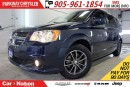 Used 2016 Dodge Grand Caravan SXT PREMIUM PLUS| NAV| DVD| TRI-CLIMATE| for sale in Mississauga, ON