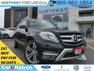 Used 2013 Mercedes-Benz GLK-Class NAVI |DIESEL | PANO ROOF | HEATED LEATHER | for sale in Brantford, ON