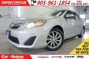 Used 2014 Toyota Camry LE| VALUE PKG| SUNROOF| BLUETOOTH| REAR CAM| for sale in Mississauga, ON