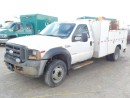 Used 2006 Ford F-550 SUPER DUTY XL for sale in Innisfil, ON