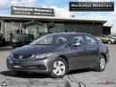 Used 2013 Honda Civic AUTO | 1 OWNER | PHONE | HEATED SEATS | WARRANTY for sale in Scarborough, ON