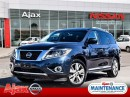 Used 2016 Nissan Pathfinder Platinum*Loaded* Accident Free* for sale in Ajax, ON