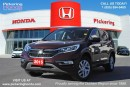 Used 2015 Honda CR-V EX-L | LEATHER | SUNROOF | BLUETOOTH for sale in Pickering, ON