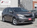 Used 2016 Toyota Sienna 7 PASSENGER for sale in Toronto, ON