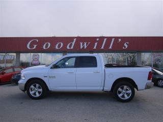 Used 2015 Dodge Ram 1500 CREW CAB! BLUETOOTH! for sale in Aylmer, ON