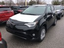 New 2017 Toyota RAV4 Limited (A6) for sale in Pickering, ON