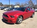 Used 2013 Ford MUSTANG GT * RWD * LEATHER * SUNROOF * LOW KM for sale in London, ON