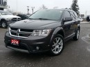 Used 2014 Dodge Journey Limited-Trailer tow Group-Back up Camera for sale in Belleville, ON