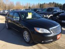 Used 2012 Chrysler 200 Limited~remote start~htd seats~leather~sunroof~V6~ for sale in Owen Sound, ON