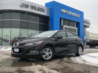 Used 2017 Chevrolet Cruze LT Manual LT HATCHBACK MANUAL HEATED SEATS RS PACKAGE for sale in Orillia, ON