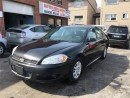 Used 2011 Chevrolet Impala Police Undercover Police Pkg 9C3 for sale in Hamilton, ON