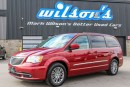 Used 2014 Chrysler Town & Country Touring LEATHER! NEW BRAKES! BLUETOOTH! KEYLESS ENTRY! POWER PACKAGE! ALLOYS! for sale in Guelph, ON