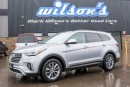 Used 2017 Hyundai Santa Fe XL LUXURY AWD! $103/WK,5.89% ZERO DOWN! LEATHER! NAVIGATION! PANO ROOF! 6 PASSENGER! for sale in Guelph, ON