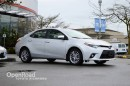 Used 2014 Toyota Corolla LE w/ backup camera, heated front seats, bluetooth audio, cruise control and more! for sale in Richmond, BC