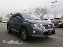 Used 2015 Lexus RX 350 TOURING PKG - Certified for sale in Richmond, BC