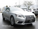 Used 2013 Lexus LS 460 Technology Package - Certified for sale in Richmond, BC