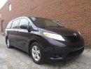 Used 2011 Toyota Sienna CE CLEAN CARPROOF! for sale in Mississauga, ON