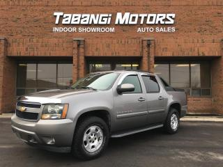 Used 2007 Chevrolet Avalanche LTZ LEATHER SUNROOF! for sale in Mississauga, ON