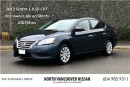 Used 2013 Nissan Sentra 1.8 SV CVT for sale in Surrey, BC