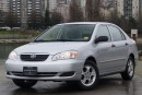 Used 2008 Toyota Corolla 4-door Sedan CE 4A for sale in Vancouver, BC