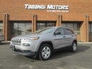 Used 2014 Jeep Cherokee BLUETOOTH | AUX | USB | ALLOYS | for sale in Mississauga, ON