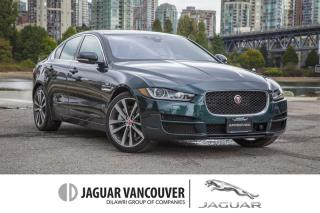Used 2017 Jaguar XE 2.0L AWD Prestige Certified Pre-Owned - 6yr 160,000km Warranty for sale in Vancouver, BC