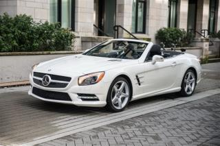 Used 2014 Mercedes-Benz SL-Class SL550 for sale in Vancouver, BC