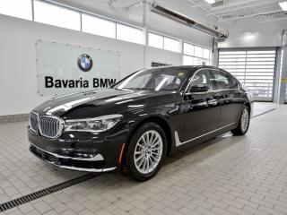 Used 2016 BMW 750Li xDrive for sale in Edmonton, AB