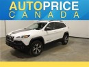 Used 2016 Jeep Cherokee Trailhawk MOONROOF LEATHER for sale in Mississauga, ON