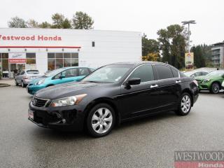 Used 2009 Honda Accord Sedan EX-L for sale in Port Moody, BC