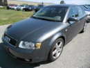 Used 2004 Audi A4 1.8T for sale in Ajax, ON