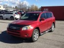 Used 2008 Toyota RAV4 LIMITED  for sale in Scarborough, ON