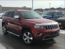 Used 2014 Jeep Grand Cherokee Limited**LEATHER SEATING**POWER SUNROOF** for sale in Mississauga, ON