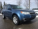 Used 2009 Subaru Forester 2.5 X Limited Package**POWER SUNROOF**LEATHER SEAT for sale in Mississauga, ON