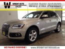 Used 2015 Audi Q5 | AWD| LEATHER| HEATED SEATS| BLUETOOTH| 31,714KMS for sale in Kitchener, ON