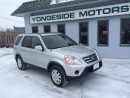 Used 2006 Honda CR-V EXL for sale in Richmond Hill, ON