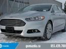 Used 2013 Ford Fusion Titanium LEATHER SUNROOF NAVI AWD for sale in Edmonton, AB