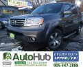 Used 2013 Honda Pilot TOURING NAVI SUNROOF LEATHER SIDE STEP BARS for sale in Hamilton, ON