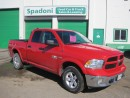 Used 2015 RAM 1500 OUTDOORSMAN for sale in Thunder Bay, ON