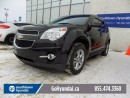 Used 2013 Chevrolet Equinox BLUETOOTH, BACK UP CAMERA, AWD for sale in Edmonton, AB