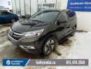 Used 2015 Honda CR-V LEATHER, SUNROOF, BACK UP CAMERA. for sale in Edmonton, AB