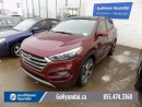 Used 2017 Hyundai Tucson TURBO, LEATHER, SUNROOF, AWD for sale in Edmonton, AB