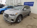 Used 2017 Hyundai Santa Fe XL LEATHER, SUNROOF, NAVI. AWD for sale in Edmonton, AB