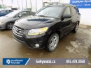 Used 2011 Hyundai Santa Fe LEATHER, SUNROOF, AWD, ALLOY WHEELS. for sale in Edmonton, AB