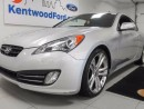 Used 2010 Hyundai Genesis Coupe Sporty and flashy! For the few of us who can drive stick, This beaut is for you!! for sale in Edmonton, AB