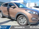 Used 2016 Hyundai Tucson Premium AWD back up camera blind spot Heated Seats for sale in Edmonton, AB
