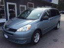 Used 2004 Toyota Sienna CE for sale in Parksville, BC